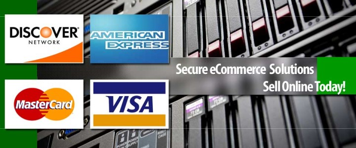 credit cards web servers and ecommerce