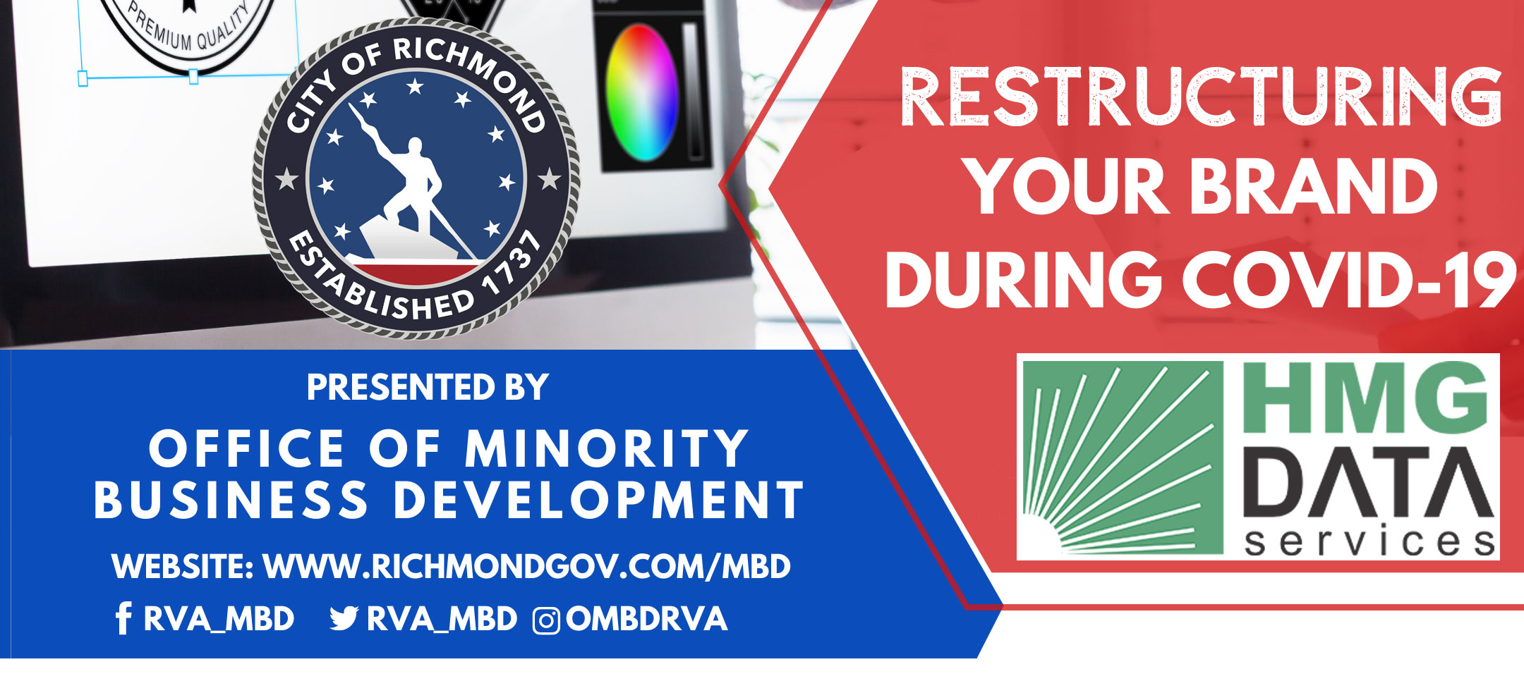 Restructuring Your Brand During COVID-19 | Richmond Office of Minority Business Development